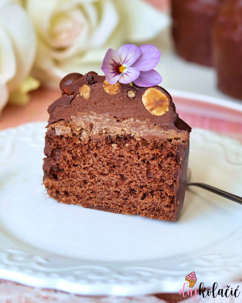 Napirlitani čokoladni muffini